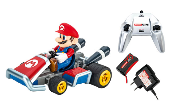 t2m modelisme voiture carrera mario kart 7 mario. Black Bedroom Furniture Sets. Home Design Ideas