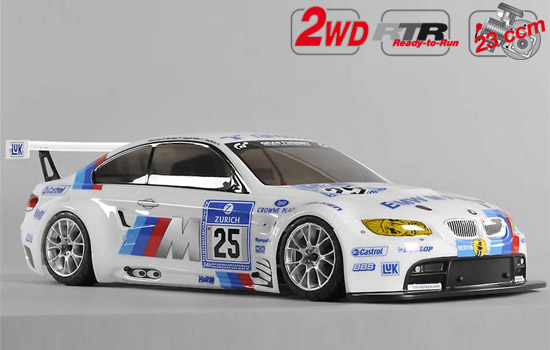voiture FG New RTR 2WD 530 chassis + BMW M3 body