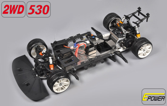 Challenge 2WD 530 Electro