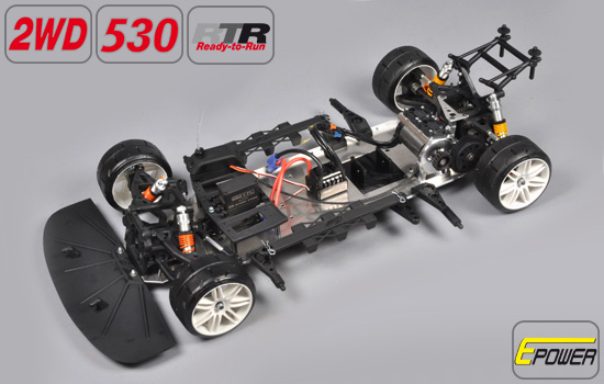 Challenge 2WD 530 Electro RTR