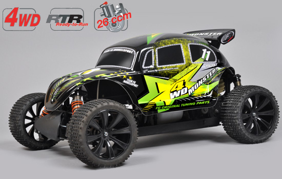t2m Monster Buggy 4WD RTR
