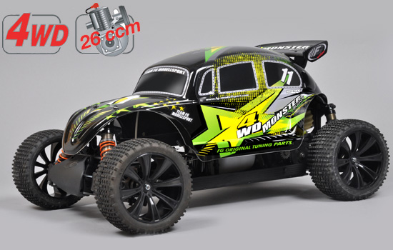 voiture FG Monster Buggy 4wd