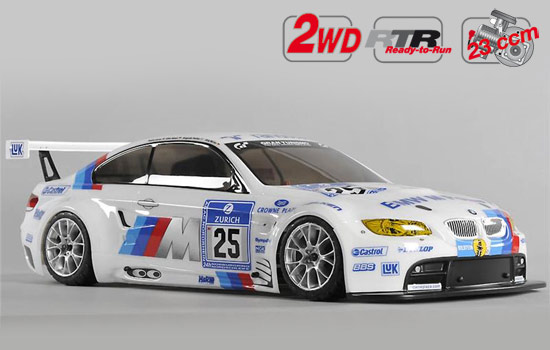 voiture FG RTR 2WD 530 chassis + paint BMW M3 body