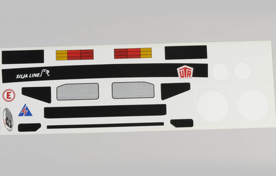 Decal set FG Super Race Truck