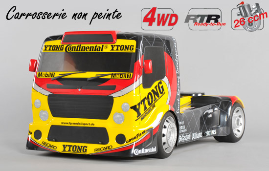 t2m modelisme voiture fg team truck 4wd rtr transp. Black Bedroom Furniture Sets. Home Design Ideas