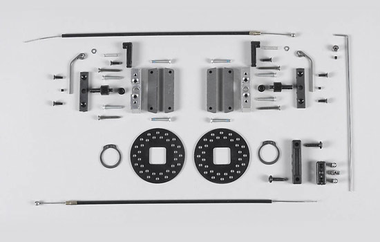 t2m modelisme voiture fg kit frein mecanique av. Black Bedroom Furniture Sets. Home Design Ideas