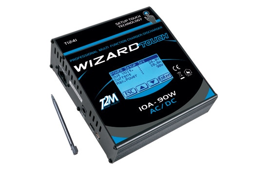 chargeur T2M Wizard Touch