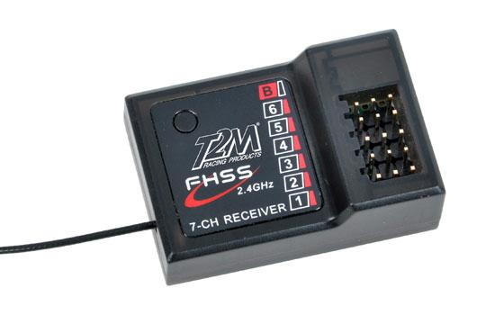 Recepteur t2m 2 4 ghz
