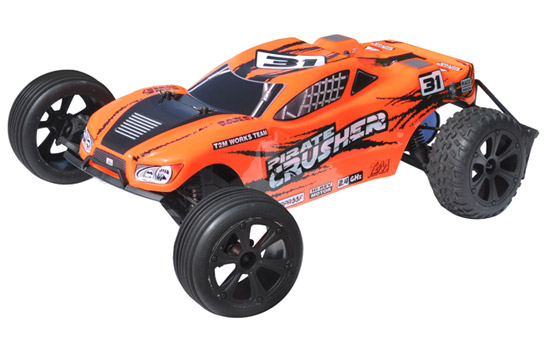voiture T2M Pirate Crusher Brushless 2.4GHz