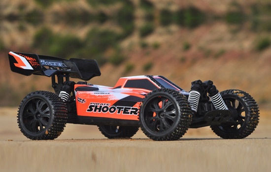 voiture T2M Pirate Shooter Brushless