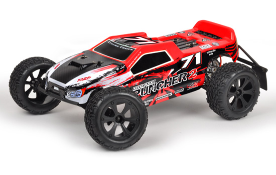 voiture T2M PIRATE PUNCHER 2 Brushless