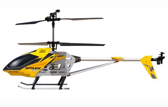 T2m modelisme helico t2m spark 550 xxl for Helicoptere rc electrique exterieur