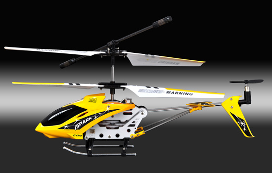 helico T2M i Spark
