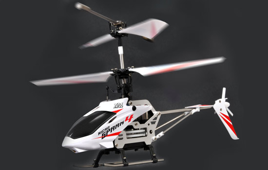helico T2M Micro Spark 4