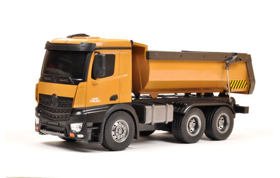 engin-de-chantier T2M Camion benne RC
