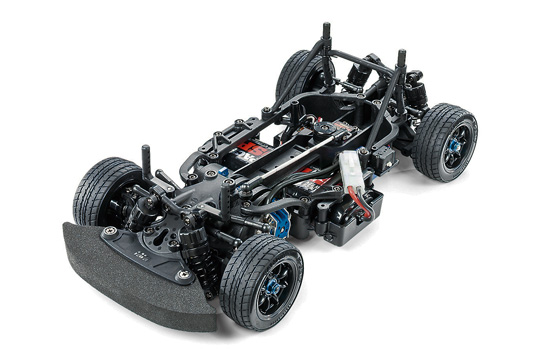 voiture Tamiya Chassis M-07 Concept
