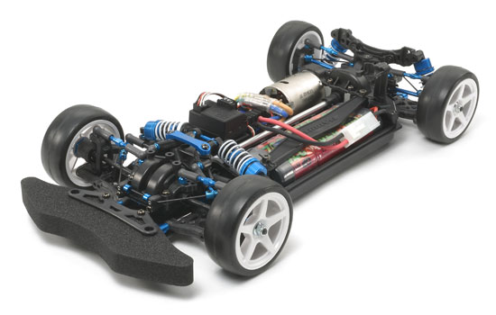 t2m modelisme voiture tamiya kit chassis tb03r. Black Bedroom Furniture Sets. Home Design Ideas
