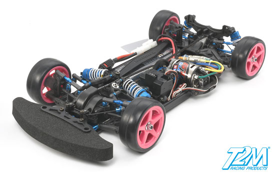 t2m modelisme voiture tamiya kit chassis ta05 v2 r. Black Bedroom Furniture Sets. Home Design Ideas