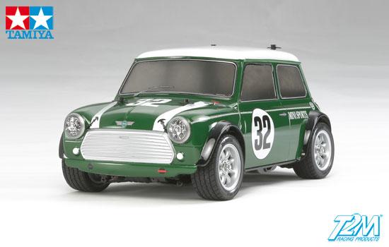 t2m modelisme voiture tamiya mini cooper racing m05. Black Bedroom Furniture Sets. Home Design Ideas