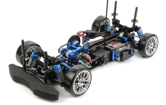 t2m modelisme voiture tamiya ta05 vdf ii drift. Black Bedroom Furniture Sets. Home Design Ideas