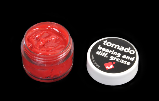 Tornado Red grease