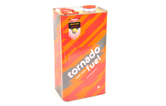 carburant Tornado Car Competition 16% NITRO 5L