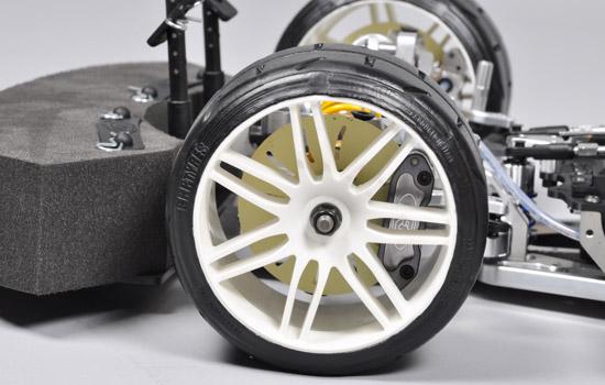 voiture FG EVO 2020 complete kit