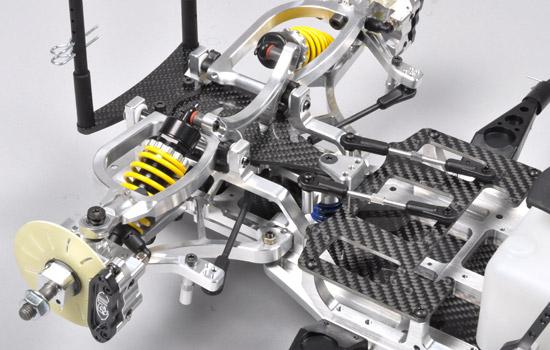 voiture FG EVO 2020 basic kit
